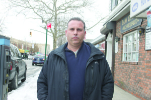 Frank Curtin, the owner of a property at 176 Woodward Ave., says it's not for sale.